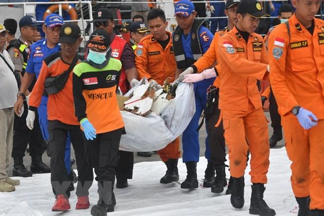 Xác máy bay Lion Air có thể được tìm thấy dưới đáy biển Java