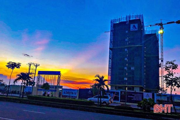 Thị trường bất động sản Hà Tĩnh: Chung cư cao tầng hút khách
