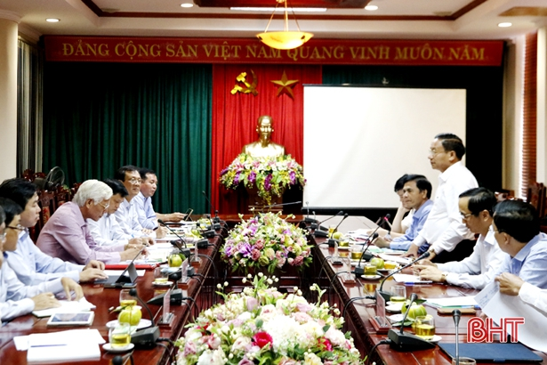 Hà Tĩnh chia sẻ kinh nghiệm xây dựng nông thôn mới với Phú Yên