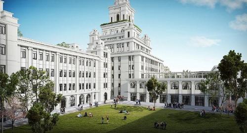 Vingroup xây trường đại học hiện đại trên diện tích 23 hecta