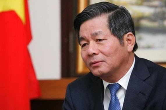 Ban Bí thư quyết định thi hành kỷ luật đồng chí Bùi Quang Vinh