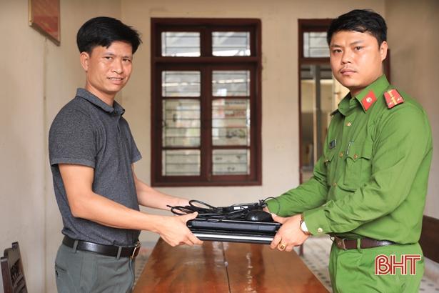 Thu giữ hơn 450 triệu đồng từ các vụ trộm cắp, đánh bạc ở Hương Sơn