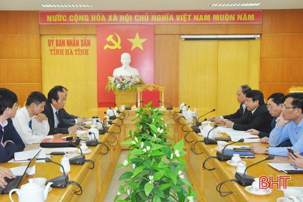 Hà Tĩnh có vai trò quan trọng trong sự phát triển của hành lang kinh tế Đông – Tây