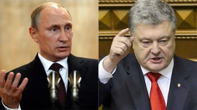 """Tổng thống Ukraine cảnh báo: Nguy cơ """"chiến tranh toàn diện"""" với Nga"""