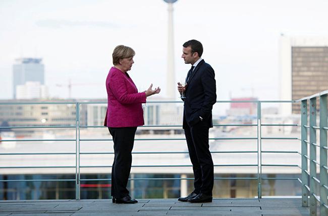 Pháp, Đức phản đối gia tăng trừng phạt Nga vì vụ đụng độ Eo biển Kerch