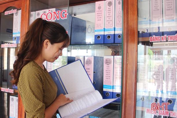 Cục Thuế Hà Tĩnh công khai 75 doanh nghiệp nợ trên 87 tỷ đồng tiền thuế