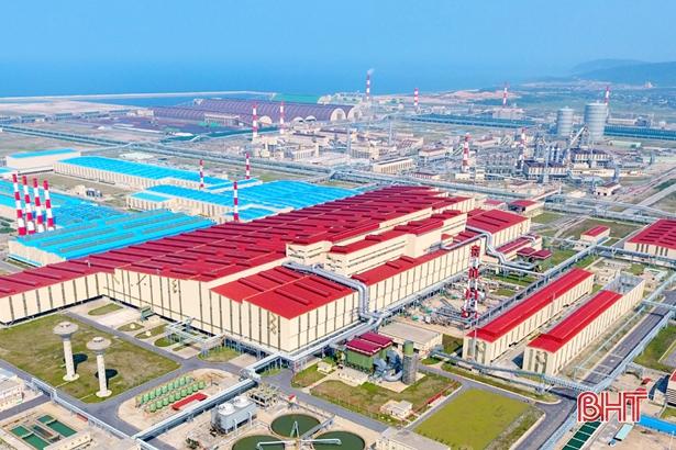 Formosa hoạt động ổn định, Hà Tĩnh dẫn đầu chỉ số sản xuất công nghiệp
