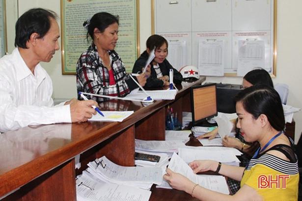 Hà Tĩnh thu bổ sung ngân sách từ trung ương ước đạt 8.775 tỷ đồng