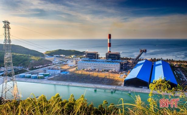 Nhà máy nhiệt điện Vũng Áng 1 chưa thiếu nguồn than sản xuất