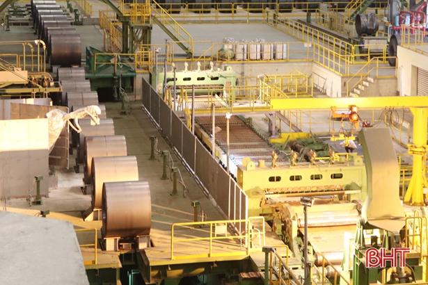 Tổng kim ngạch xuất nhập khẩu của Hà Tĩnh đạt hơn 2,8 tỷ USD