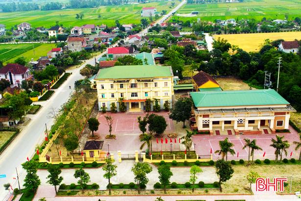 Thủ tướng công nhận huyện Nghi Xuân đạt chuẩn nông thôn mới