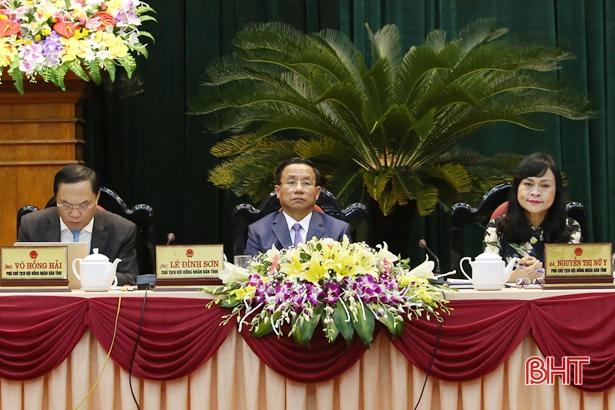 Trực tiếp: Khai mạc trọng thể Kỳ họp thứ 8, HĐND tỉnh Hà Tĩnh khóa XVII