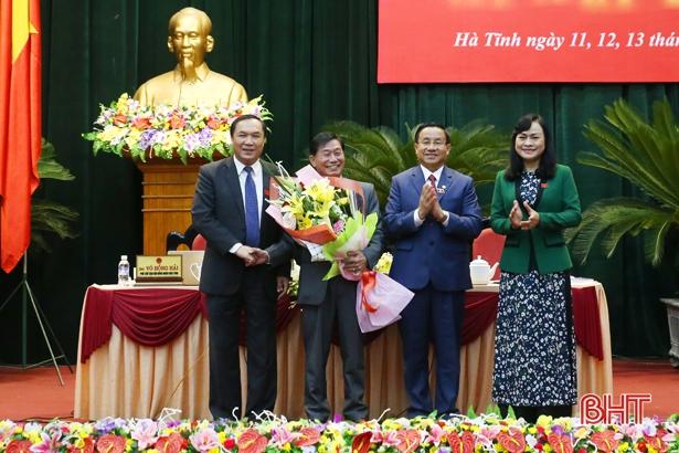 Chi tiết kết quả lấy phiếu tín nhiệm 28 người được HĐND tỉnh Hà Tĩnh bầu