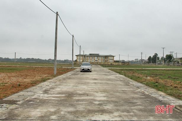 Thạch Hà huy động nguồn lực xây dựng hạ tầng nông thôn
