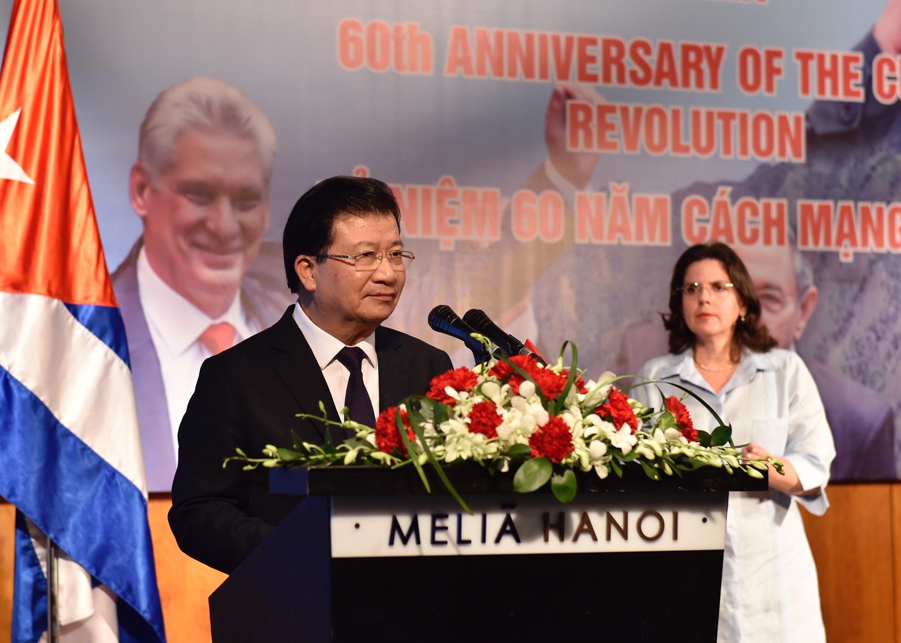 Kỷ niệm 60 năm Cách mạng Cuba thành công