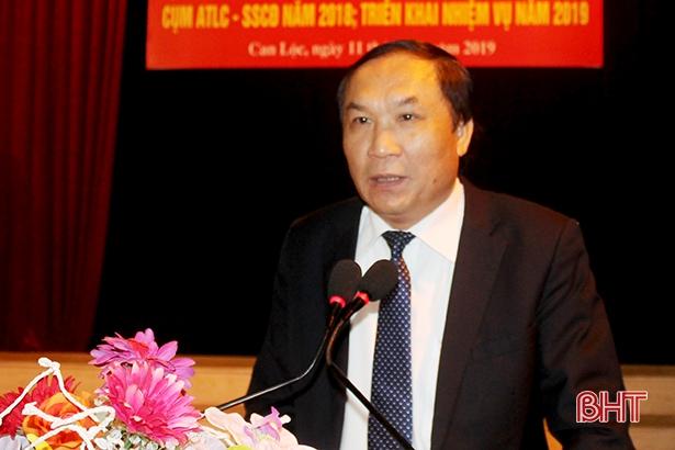 Can Lộc hướng tới 100% số xã đạt chuẩn NTM bền vững