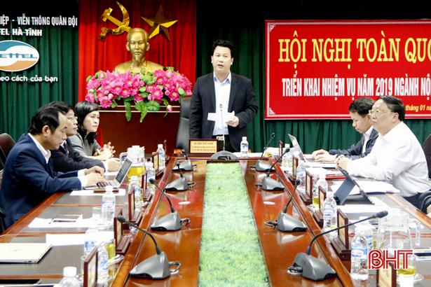 Chủ tịch UBND tỉnh Hà Tĩnh: Bộ Nội vụ cần linh hoạt trong sáp nhập xã