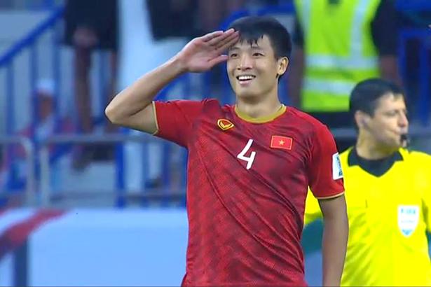 Thắng Jordan, Việt Nam là đội đầu tiên vào tứ kết Asian Cup