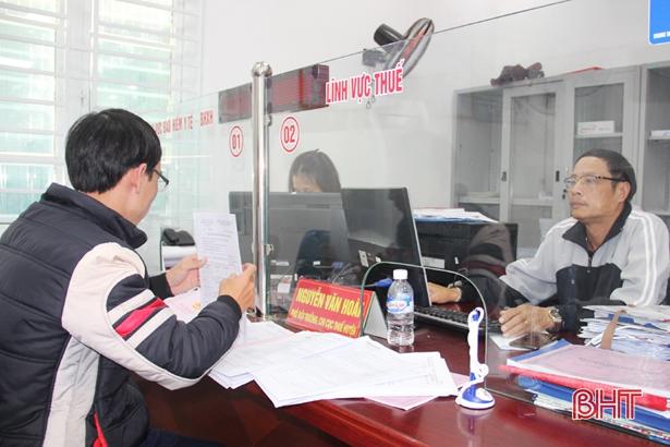 Nâng cao khả năng quản trị và sử dụng dịch vụ công trực tuyến ngành thuế Hà Tĩnh