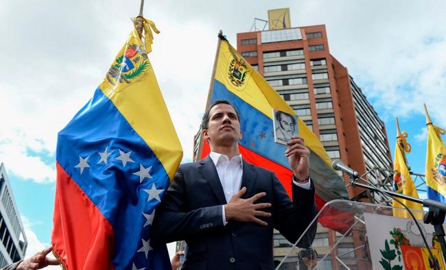 """EC không công nhận """"Tổng thống lâm thời"""" của Venezuela"""