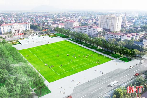 Những công trình làm thay đổi diện mạo TP Hà Tĩnh trong năm 2019