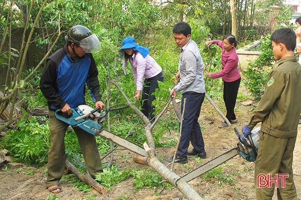 Xã Mai Phụ: Phát huy truyền thống, vững vàng xây dựng nông thôn mới