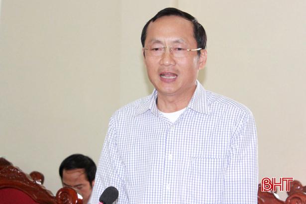 Can Lộc phải phấn đấu mức cao nhất trong xây dựng NTM gắn với đô thị văn minh