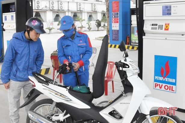 Hà Tĩnh xử phạt 8 doanh nghiệp bán xăng dầu kém chất lượng