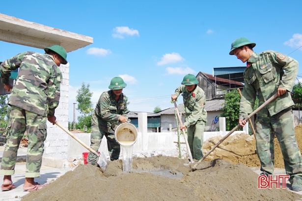 Chấp thuận, giao bổ sung 23 tổ chức, đơn vị đỡ đầu 25 xã xây dựng NTM