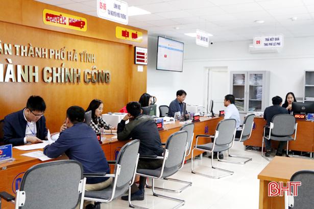 Hơn 1.680 hồ sơ hành chính cấp huyện ở Hà Tĩnh bị quá hạn, vì sao?