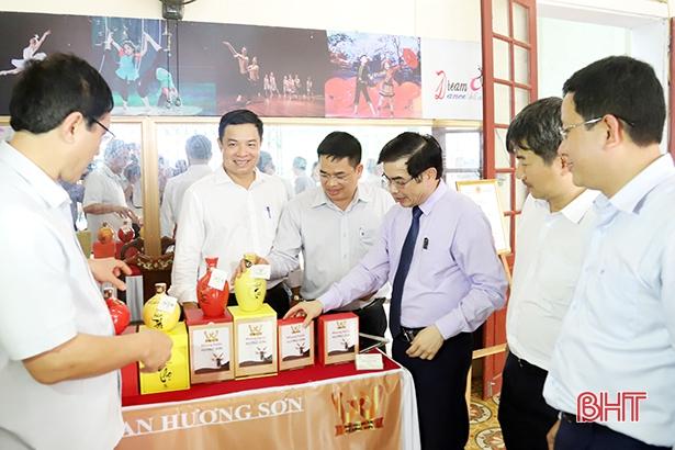 Hà Tĩnh công bố chỉ dẫn địa lý cho sản phẩm nhung hươu Hương Sơn