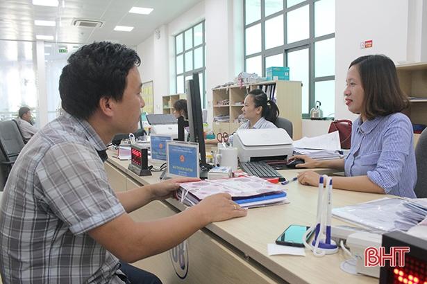 Sở Xây dựng Hà Tĩnh cung cấp 23 dịch vụ công trực tuyến mức độ 3