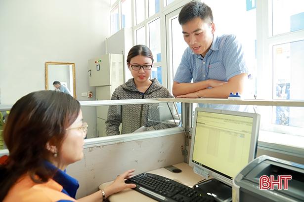 Hà Tĩnh có 108 đơn vị sử dụng hóa đơn điện tử