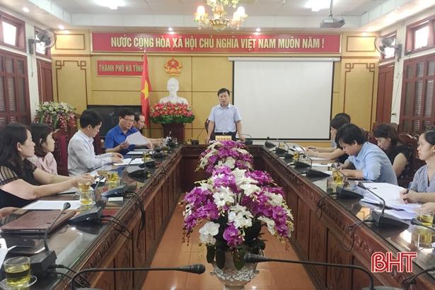 """Thành phố Hà Tĩnh đưa bộ phận """"một cửa"""" về tận tổ dân phố, khu dân cư"""