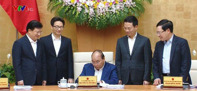 Thủ tướng Chính phủ Nguyễn Xuân Phúc ký phê duyệt quy hoạch báo chí