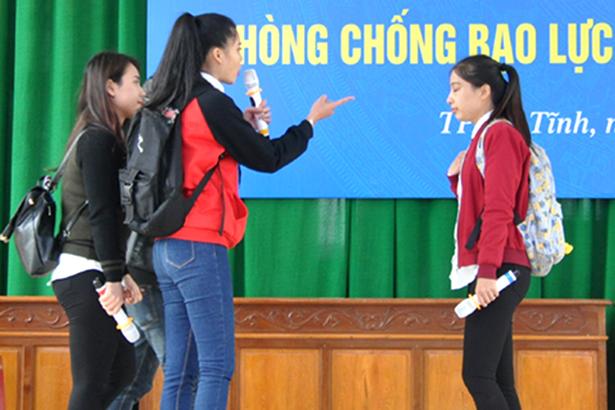 Chủ tịch UBND tỉnh Hà Tĩnh chỉ đạo tăng cường phòng ngừa, ngăn chặn bạo lực học đường
