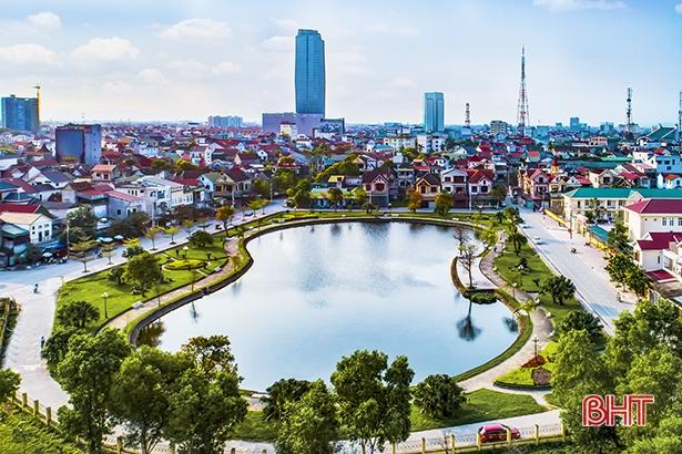 Xã hội hóa nguồn lực - điểm sáng trong xây dựng TP Hà Tĩnh đô thị loại II