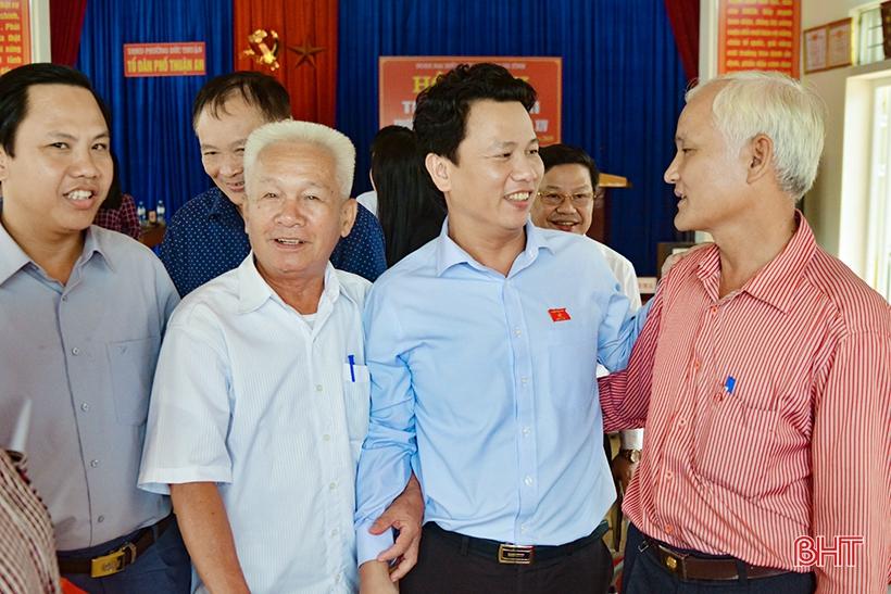 Chủ tịch UBND tỉnh Hà Tĩnh: Cùng chung sức xây dựng đô thị Hồng Lĩnh