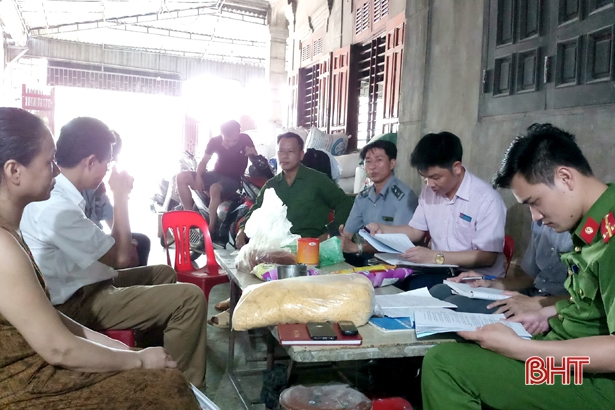 Phạt cơ sở sản xuất bánh mì mất vệ sinh tại TP Hà Tĩnh