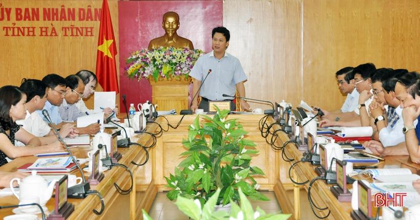 Quy hoạch thị trấn Cẩm Xuyên theo hướng đô thị xanh, là vệ tinh của TP Hà Tĩnh