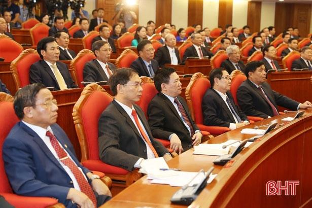 Hội nghị Trung ương 10 bàn nhiều nội dung quan trọng của Đảng và đất nước