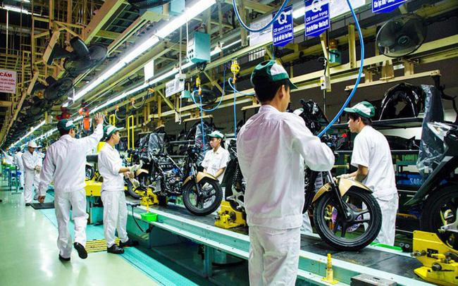 Chỉ số PMI Việt Nam giảm nhẹ trong tháng 5