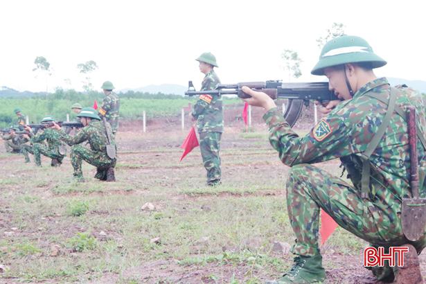LLVT Hà Tĩnh cống hiến tài năng, xứng danh Bộ đội Cụ Hồ