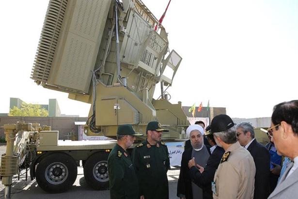 """Iran 'trình làng"""" hệ thống phòng không mới tự chế tạo"""