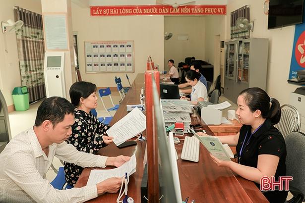 Bảo hiểm Xã hội Hà Tĩnh đầu tư CNTT, cắt giảm nhiều thủ tục hành chính