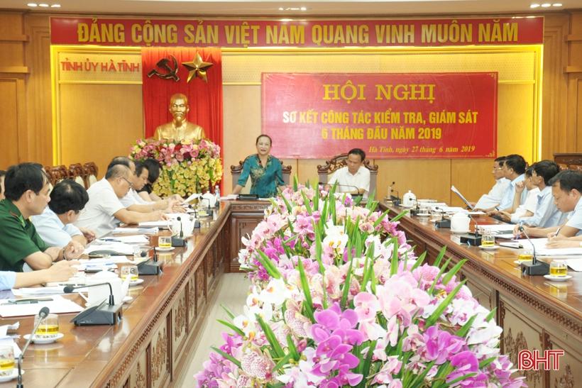 Bí thư Tỉnh ủy Lê Đình Sơn: Phải đảm bảo công khai, minh bạch trong thi hành kỷ luật Đảng