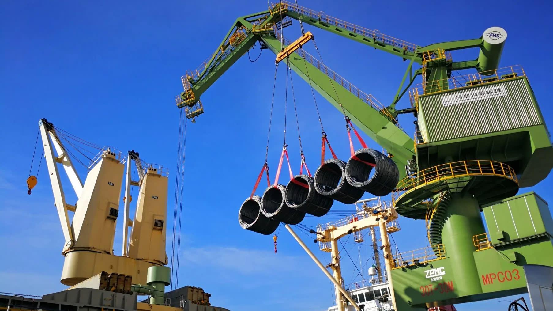 Báo Nhật: Formosa Hà Tĩnh giúp Việt Nam tự sản xuất thép mà không phải dựa vào nhập khẩu