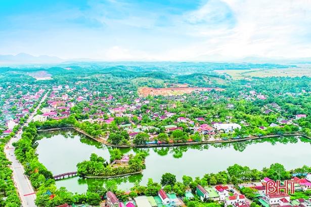 Hà Tĩnh thu hút hơn 2.600 tỷ đồng đầu tư xây dựng, phát triển đô thị