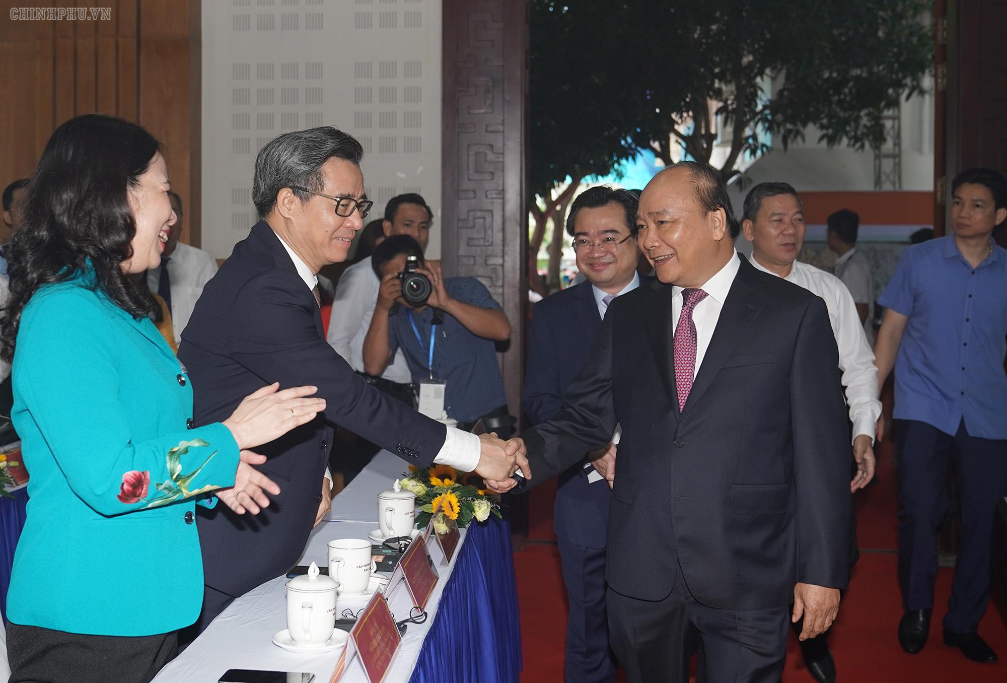 Thủ tướng dự Hội nghị xúc tiến đầu tư tỉnh Kiên Giang