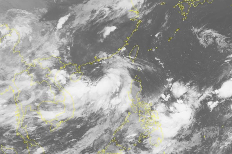 Áp thấp nhiệt đới có thể thành bão mạnh cấp 9, giật cấp 11